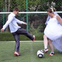 Футбол с невестой 2 :: донченко александр