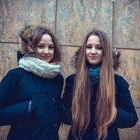 Девочки :: Сергей Селевич