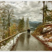 Осень в Альпах :: Boris Alabugin