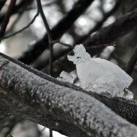 Мелкая пластика Деда Мороза :: Сергей В. Комаров