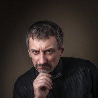 Автопортрет :: Сергей Гаварос