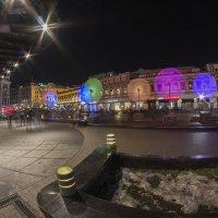 Москва, праздничная :: Алексей Соминский