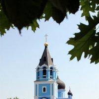 церковь :: Юрий Ожев