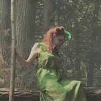Lady of the wood :: Ксения Угарова