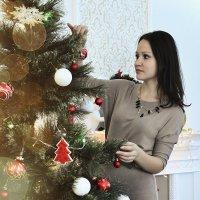 Новогодняя :: Елизавета Сибиренко