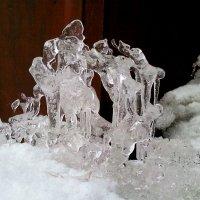 зимняя басня :: Геннадий Дмитриев