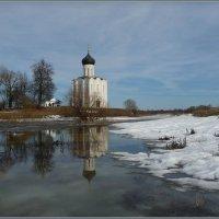Вода  поднимается! :: Владимир Шошин