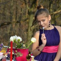 Alice in the Wonderland :: Иванна Скрыпник