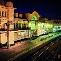 Опустевший вокзал :: Алексей Соминский