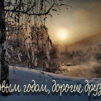 С НОВЫМ ГОДОМ, ВАС КОЛЛЕГИ! :: Александр | Матвей БЕЛЫЙ