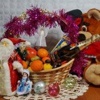 С наступающим новым годом!!! :: Юрий Шувалов