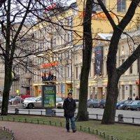 Площадь искусств, 31.12.2013. :: Олег Попков