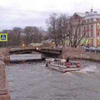 Мойка, Второй садовый мост, 31.12.2013 :: Олег Попков