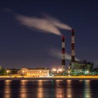 smoke on the water :: Григорий Храмов