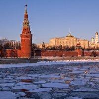 Голубой лёд :: Виталий Авакян