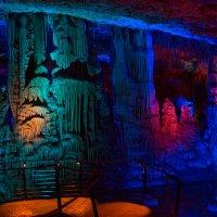 Сталактитовая пещера под Бейт-Шемешем Маарат Натифим :: Игорь Герман