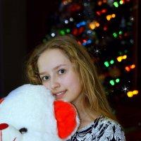 Новогодний вечер :: Светлана Скирта