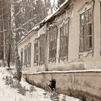 Старая школа :: Светлана Игнатьева