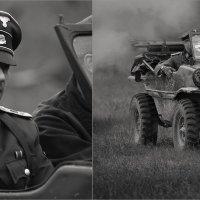 VW 166 Schwimmwagen 1941 (серия МОТОРЫ ВОЙНЫ) :: Виктор Перякин