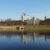 Паводок в Смоленске :: Олег Козлов