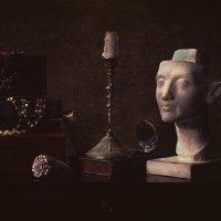 Натюрморт с головой Нефертити :: Natasha Kravtseva