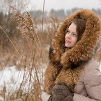 Портрет в рыжих тонах :: Анатолий Тимофеев