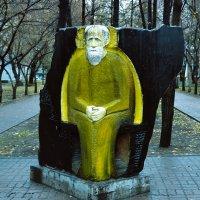 Ну кто ж её посадит? :: Sergey Kuznetcov