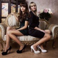 Тётя и племяшка :: Irina Nil