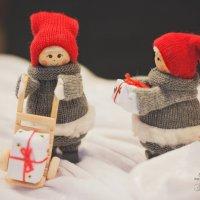 Новогоднее настроение :: Svetlana Kas