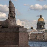 Сфинкс :: Сергей Вахов