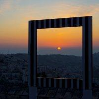 Рассвет над Иерусалимом. :: Игорь Герман
