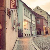 Улица Праги :: Лена Михайленко