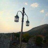 одинокий фонарь :: Элла Алиханян
