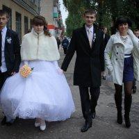 Свадьба Т+М :: Ника Коренюгина