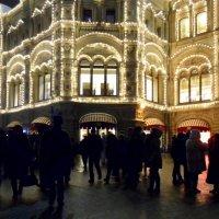 ...В Новогодней Москве...ГУМ... :: Ира Егорова :)))
