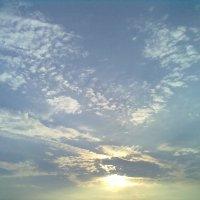облака :: Ксения с