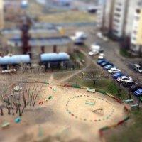 Игрушечный город :: ViP_ Photographer
