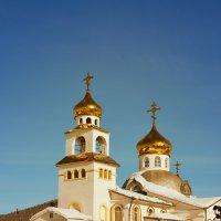 Златые купола :: Дмитрий Коваленко