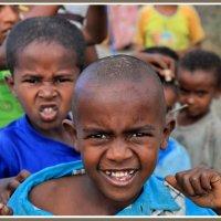 Дети Эфиопии :: Евгений Печенин