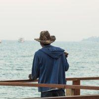 старик и море :: Alexsei Melnikov