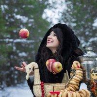 Русская зима :: Наталья Кирсанова