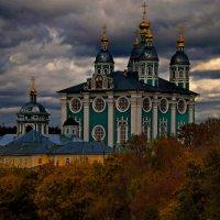 Успенский собор (Смоленск) :: Олег Семенцов