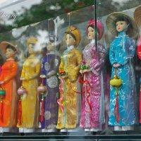 Вьетнамские Барби :: Алёна ChevyCherry