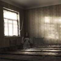 Бывшая богадельня :: Катерина Лебедева