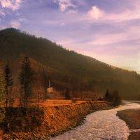Река Репинка, Закарпатье :: Tanua Voitko