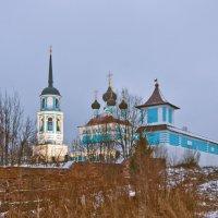 Введенский храм в Кравотыни (Селигер) :: Николай