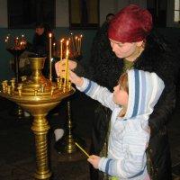 После крещения :: Olenka