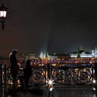 моя столица ночная москва(признание) :: юрий макаров
