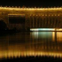 Саяно-Шушенская ГЭС :: Дмитрий Касай