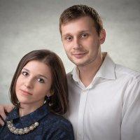 Двойной портрет :: Анатолий Тимофеев